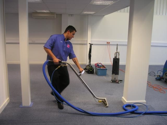 Commercial Carpet Cleaning Leicester